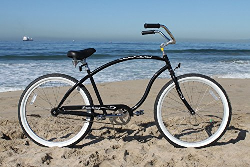 Firmstrong Chief Man Beach Cruiser Bicycle, 26-Inch 1