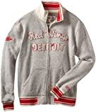 NHL Detroit Red Wings CCM Fleece Track Jacket, X-Large at Amazon.com