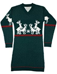 Ugly Christmas Sweater Reindeer Skedouche