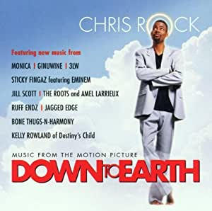 Down To Earth: Music From The