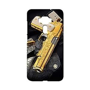 BLUEDIO Designer Printed Back case cover for Asus Zenfone 3 (ZE552KL) 5.5 Inch - G7680