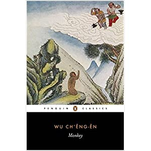 Monkey by Wu Ch'eng-en (Penguin Classics edition)