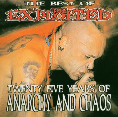 Twenty Years Of Anarchy and Chaos by Exploited (2004-03-01)