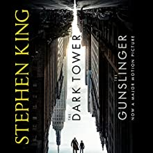 The Dark Tower I: The Gunslinger Audiobook by Stephen King Narrated by George Guidall
