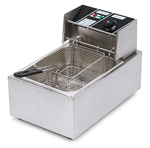 Kenley 2500W Countertop Electric Stainless Steel