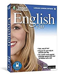 Topics Entertainment Instant Immersion English V.3.0 (2 DVDs)