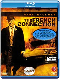 French Connection [Blu-ray] [Import belge]