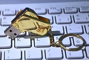 Clé USB 2.0 64Go Gold
