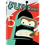 Futurama: Volume 5 (Sous-titres fran�ais)by Movies-DVD