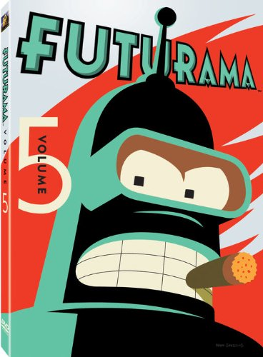 Futurama 5 [DVD] [Region 1] [US Import] [NTSC]