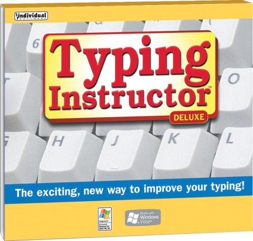 Typing Instructor Deluxe Jc Edition