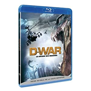 D-War - La guerre des dragons [Blu-ray]