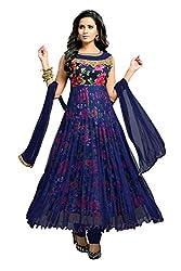 Shree Fashion Women's Silk Unstitched Dress Materials [D93]