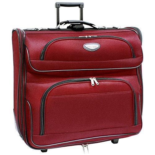 Traveler's Choice Amsterdam Business Rolling Garment Bag