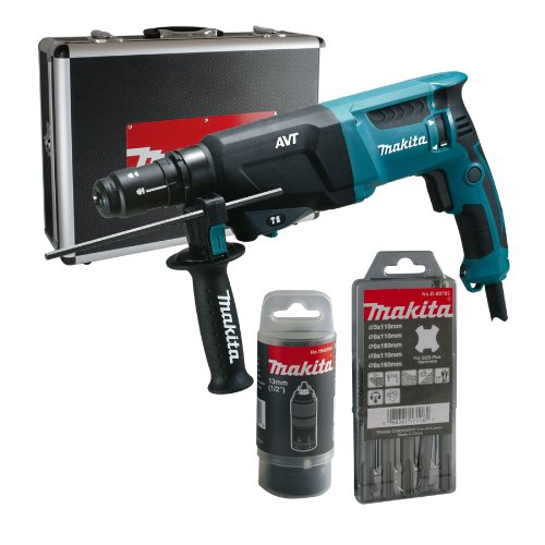 Makita-HR2611FTSP-Bohr-und-Meielhammer-Tools