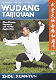 Wudang Taijiquan - Zhou, Xuan-Yun, 108-sequence, and Martial Applications [DVD]