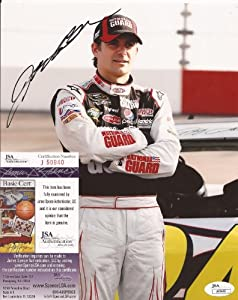 Jeff Gordon Nascar Great Signed Autographed 8x10 Photo JSA COA #j50940 by Hollywood Collectibles