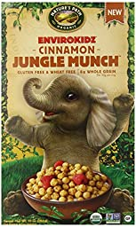 Envirokidz Cinnamon Jungle Munch Cereal, 10 Ounce