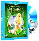 Tinker Bell Combi Pack (Blu-ray + DVD)