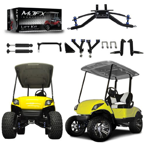 Golf Cart Lift Kit 6'' A-Arm will fit Yamaha Drive Golf Carts (Madjax Lift Kit compare prices)