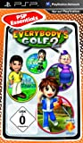 Everybody's Golf 2 - Essentials (PSP)