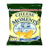 Mix and Match Smiths Cheese Moments, Scampi Fries, Bacon Fries (Box of 24)