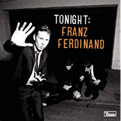 Tonight Franz Ferdinand album cover