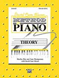 img - for David Carr Glover Method for Piano Theory: Pre-Reading book / textbook / text book