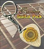 Whitesnake 1987 Premium Guitar Pick Keyring