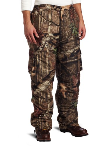 Yukon Gear Men's Insulated Pants (Mossy Oak Infinity, Large)
