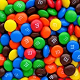 Bulk M&M's Plain Milk Chocolate in Sealed Bag (5 Pounds)