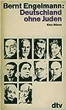 img - for Deutschland ohne Juden: Eine Bilanz (German Edition) book / textbook / text book