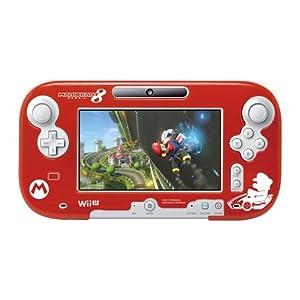 マリオカート8 プロテクトケース for Wii U GamePad マリオ (充電スタンド対応)