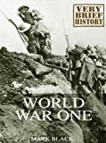 img - for World War One: A Very Brief History book / textbook / text book