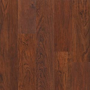 Swiftlock spiced cherry laminate flooring sample floor for Swiftlock laminate flooring