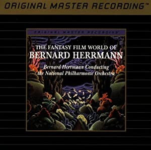 Fantasy Film World Of Bernard Herrmann by Mobile Fidelity