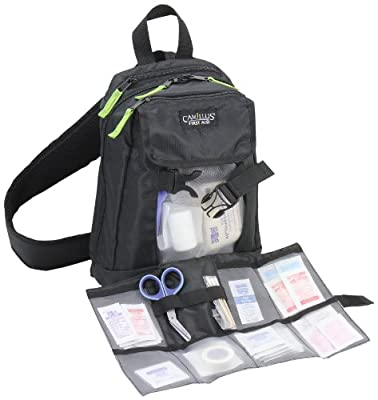 Tactical First Aid Kit: Camillus Sling Pack First Aid Kit by Camillus
