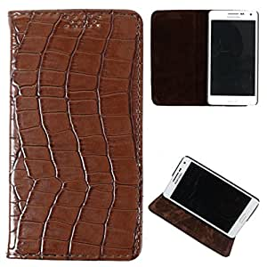 For Gionee Elife E8 - DooDa Quality PU Leather Flip Case Cover With Smooth inner Velvet To Keep Screen Scratch-Free