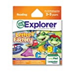 LeapFrog Letter Factory Learning Game...