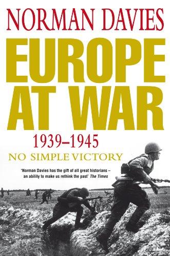 Europe at War 1939-1945: No Simple Victory