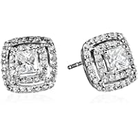Up to 60% off Diamond Stud Earrings at Amazon.com