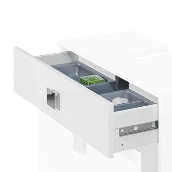 schildmeyer waschbeckenunterschrank agios hochglanz wei. Black Bedroom Furniture Sets. Home Design Ideas