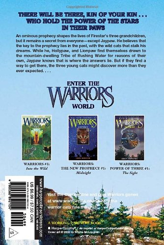 Warriors: Power of Three #3: Outcast (Warriors: Power of Three (Paperback))