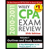 Wiley CPA Examination Review, Outlines and Study Guides (Wiley CPA Examination Review Vol. 1: Outlines & Study Guides) (Volume 1) ~ Patrick R. Delaney