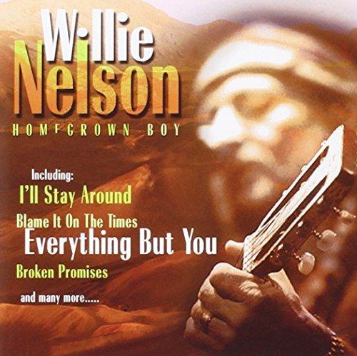 Willie Nelson - Homegrown Boy By Willie Nelson - Zortam Music