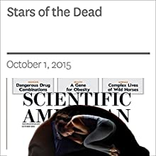 Stars of the Dead Other by Sarah Symons, Elizabeth Tasker Narrated by Mark Moran