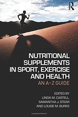 Nutritional Supplements in Sport, Exercise and Health: An A-Z Guide