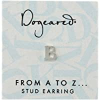 [ドギャード] DOGEARED from a to z earring, SS, little B V3SSZ00210104
