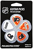 Woodrow Guitar by The Sports Vault NHL Philadelphia Flyers Guitar Picks, 10 Pack