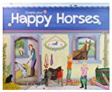 Toy - Depesche 4079 - Malbuch Create Your Happy Horses